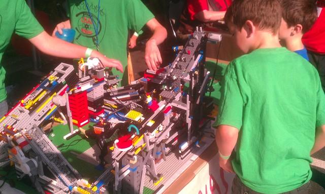 Lego Robots
